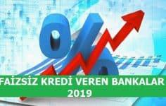 Faizsiz Kredi Veren Bankalar Hangileridir?
