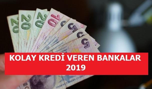 Kolay Kredi Veren Bankalar Hangileridir?