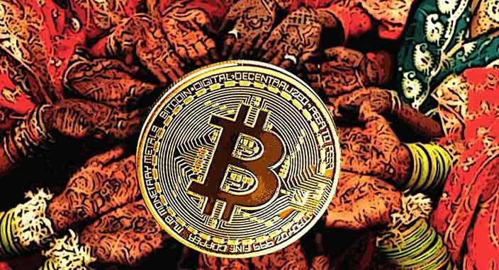 Hindistan'da Kripto Paraya Hapis Cezası