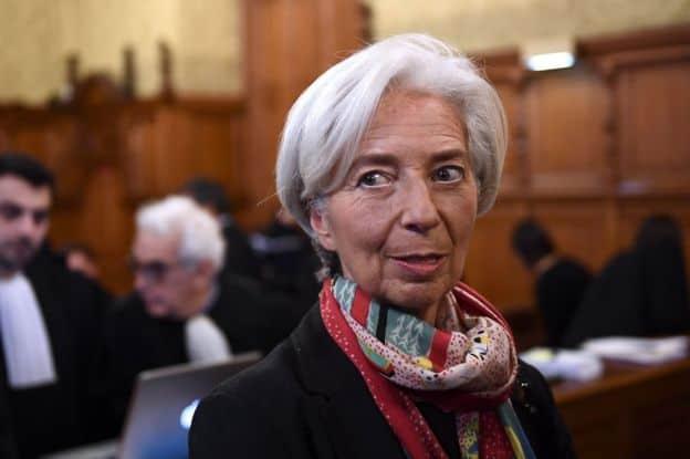 IMF Direktöründen Beklenmeyen Hareket