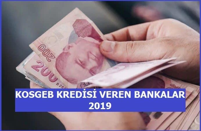 KOSGEB Kredisi Veren Bankalar Hangileridir?