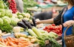 Meyve ve Sebze Fiyatlarında Düşüş