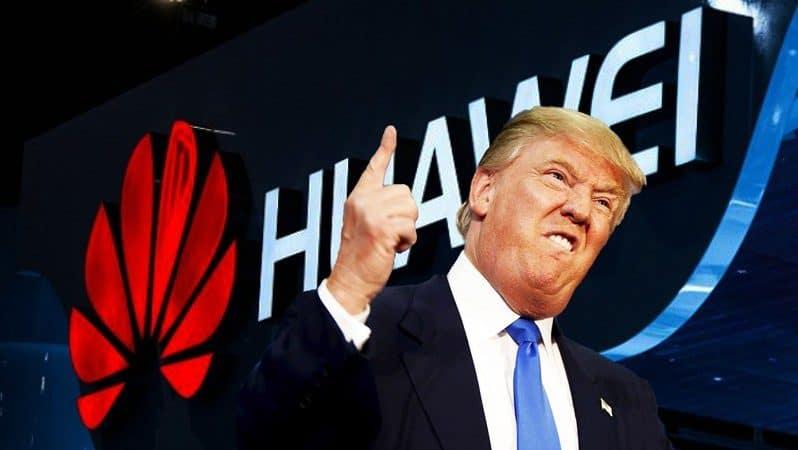 Trump'tan Beklenmedik Huawei Kararı