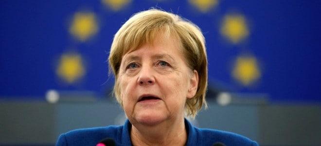 Almanya, AB ve İngiltere'nin Brexit sonrası ticaret anlaşmasında uzlaşmasından memnun