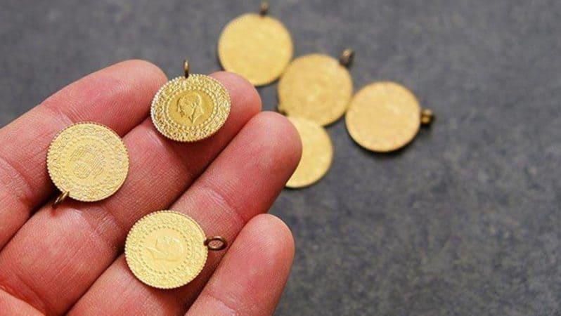 Güne yükselişle başlayan altının gram fiyatı 460 liradan işlem görüyor