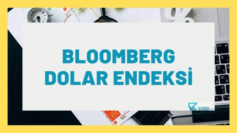 Bloomberg Dolar Endeksi