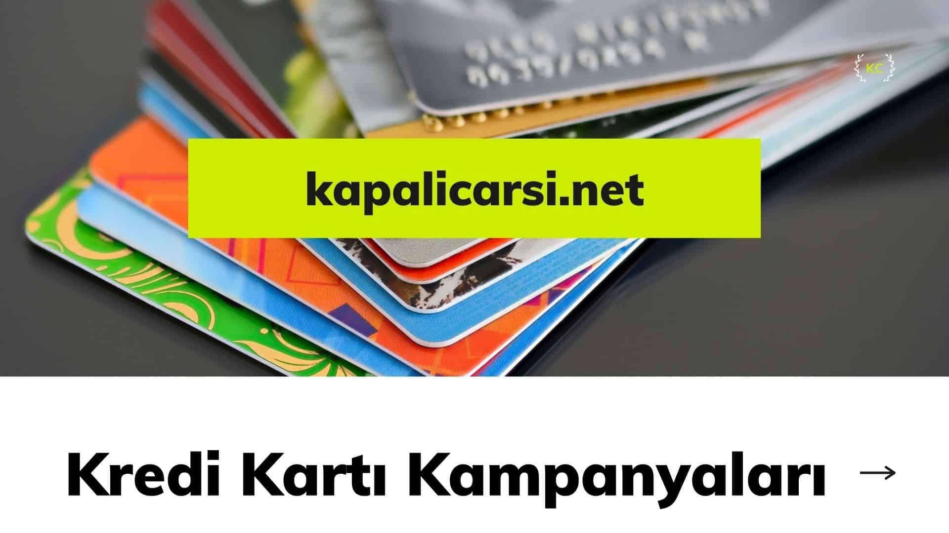 Kredi Kartı Kampanyaları
