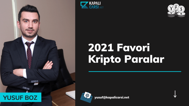 2021 Favori Kripto Paralar Hangileridir?