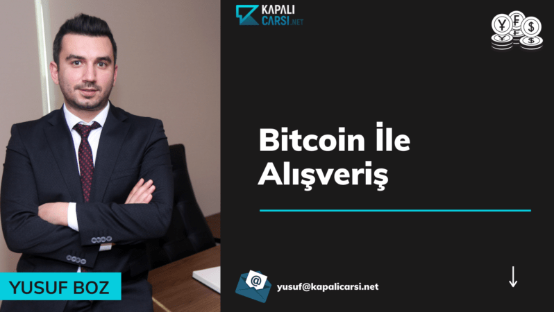 Bitcoin İle Alışveriş