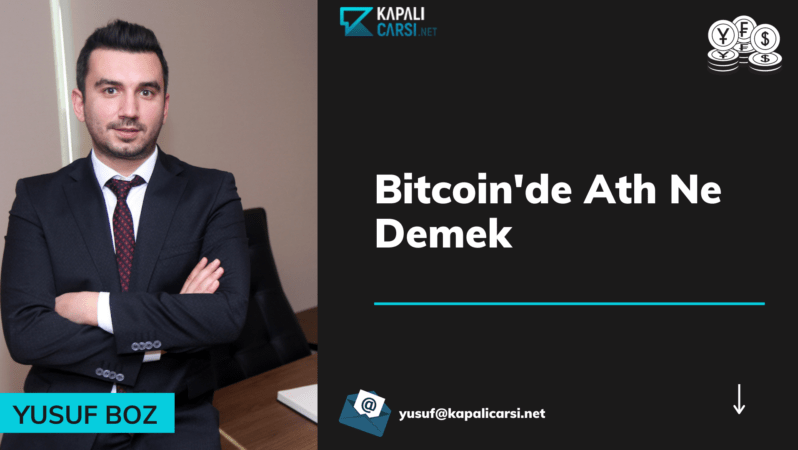 Bitcoin'de Ath Ne Demek?