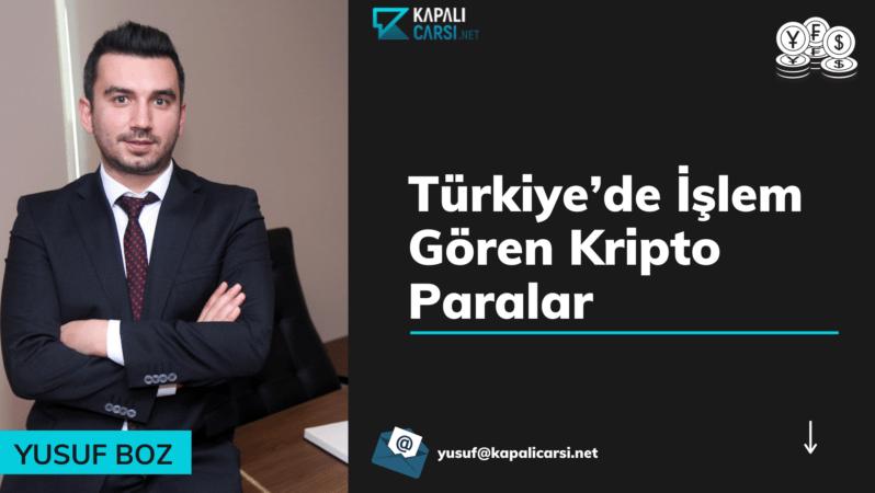 Türkiye'de İşlem Gören Kripto Paralar