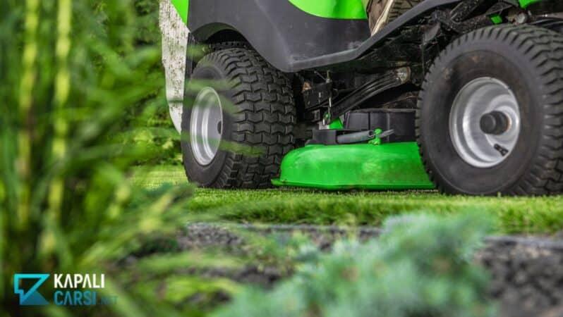 Bahçe Traktörü Devlet Destekli Satışı Başladı