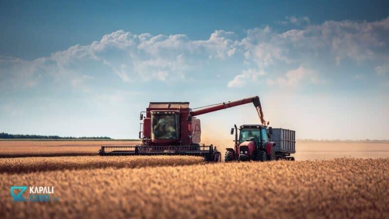 Tarım Ekipmanlarına Devlet Desteği Geldi